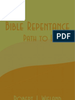 Bible Repentance