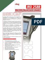 Ird 258 Manual