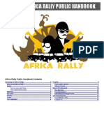 Africa Rally