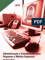 Administracao e Contabilidade Para Pequenas e Medias Empresas