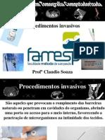 aula 1 - Introdução a procedimentos invasivos por TC. Prof. Claudio Souza