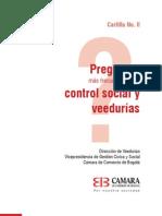 Control Social Veedurías