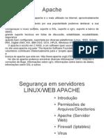 Segurança Linux Apache