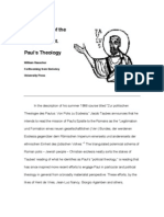 The Politics of the Neighbor in Paul's Theology