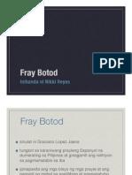 Fray Botod