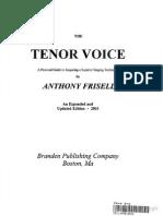 The Tenor Voice