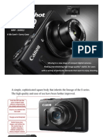 Canon Powershot S100 Launch INDIA
