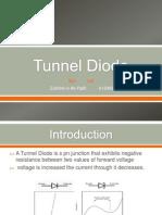 Tunnel Diode Presentation