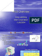 Rfid Overview - Ieee - 11-8-2004