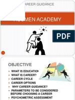 Acumen Career Guidance