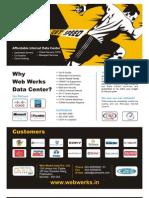 Webwerks IDC Brochure 2011