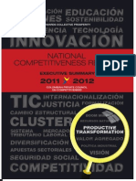 National Competitiveness Report