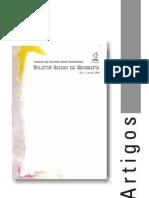 Thiago morato de Carvalho biogeografia