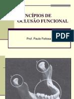 PRINCÍPIOS DE OCLUSÃO FUNCIONAL
