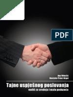 Tajne uspješnog poslovanja vodič za srednja i mala poduzeća