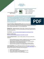 11 Spring Organizational Behavior Hrpo 2307 Wb Connie Nichols