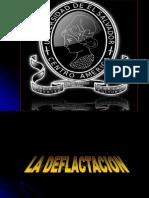 Presentacion de La Deflactacion