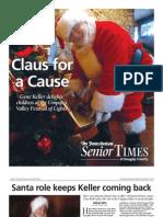 Senior Times - December 2011