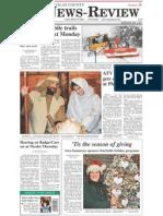 Vilas County News-Review, Dec. 7, 2011 - SECTION A