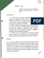 Anteprojeto de resolução - Jornada de 30 horas na UFPR