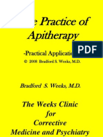 The Practice of Apitherapy