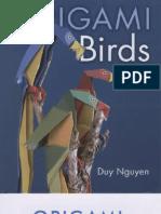 Duy Nguyen-Origami Birds