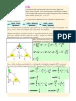 Identificando os Quadrantes do Ciclo Trigonométrico