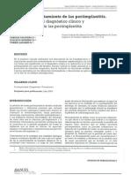 Dg y Tto Periimplantitis