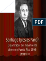 Santiago Iglesias Pantin