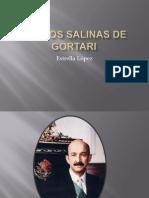 Carlos Salinas de Gortari Expo