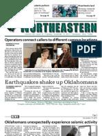The Northeastern - November 15, 2011