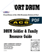 Sept 2011 Resource Guide