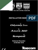 Odyssey 3E Manual