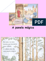 A panela mágica