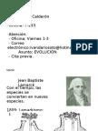 Tema 1 Historia y fuente de variación