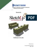 Tutorial SketchUp 5 Sofas