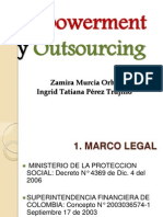 Empowerment y Outsourcing