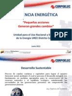 Charla Energia Electrica a Corpoelec Resumenv2