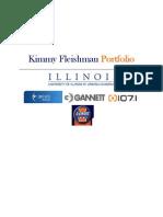 Kimmy Fleishman's Portfolio