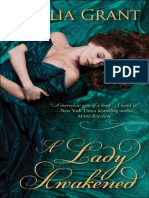 A Lady Awakened by Cecilia Grant (Sneak Peek)