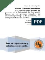 Proyecto de Investigacion - Humberto y Nashelly