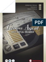 Groove Agent Manual