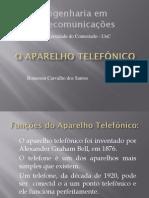 O telefone Apresentação