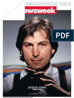Newsweek - Steve Jobs Special Issue 2011
