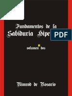 Nimrod de Rosario - Fundamentos de La Sabiduría Hiperbórea Tomo II [Con imágenes a Color]