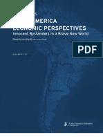 LatAm Economic Perspectives Brookings