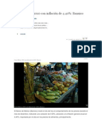 México  inflación y economia