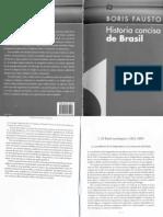 Boris Fausto El Brasil Monarquico