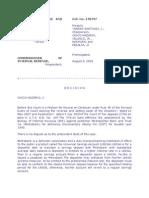 METRObank vs. Commissioner of Internal Revenue