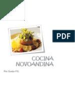 cocina novoandina